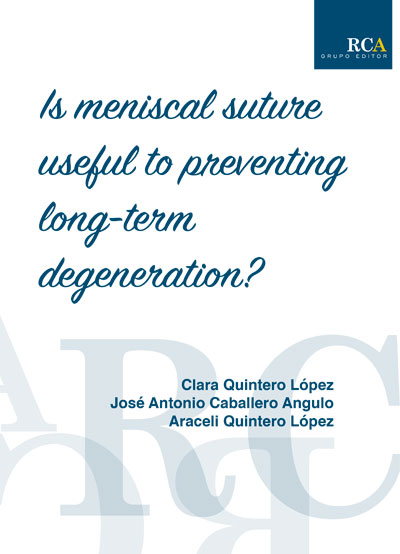Is meniscal suture useful to preventing long-term degeneration?